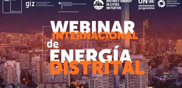 Ministro Jobet destaca beneficios de la Energía Distrital