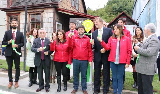 Subsecretario López inaugura la primera electrolinera de Puerto Varas interconectando 350 kilómetros del sur de Chile