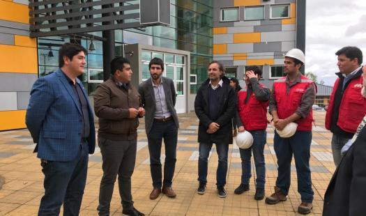 Proyecto piloto del Ministerio de Energía beneficia al primer Liceo del país en Osorno con sistemas de calefacción y aislación térmica