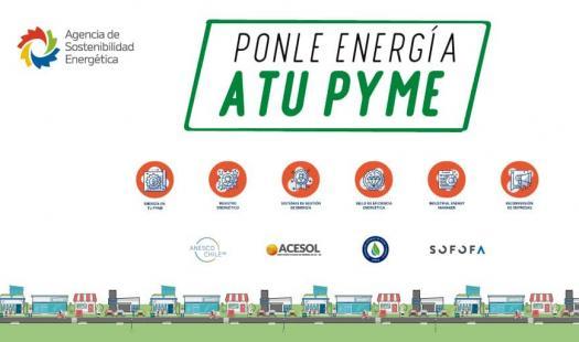 Energía y Sercotec realizan una alianza de trabajo para apoyar el desarrollo energético de las Mipymes de la región de Los Lagos