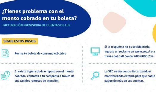 SEREMI de Energía Nolberto Sáez, entrega recomendaciones para resolver reparos en facturación provisoria producto del Covid – 19