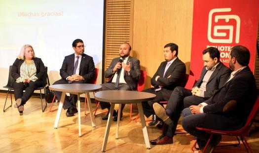 Presentan el Plan + Energía en La Serena