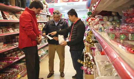 Seremi de Energía y SEC Aysén reiteran a la ciudadanía adquirir solo guirnaldas navideñas que cuenten con Sello SEC