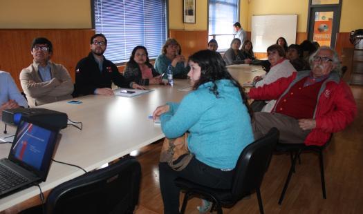 Vecinos participaron de taller del Fondo de Acceso a la Energía en la provincia de Llanquihue