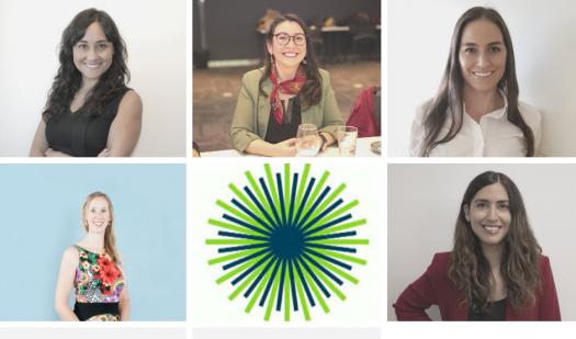 Nuevas embajadoras Clean Energy, Education and Empowerment