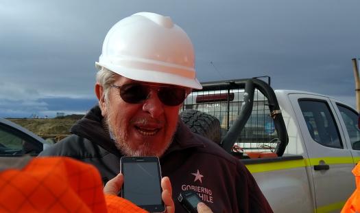 SEREMI Sáez saluda a los trabajadores en su día, resaltando labor de los que se desempeñan en el sector energético