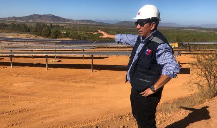 Seremi de Energía destaca dinamismo e inversión del sector energético regional en periodo de Pandemi...