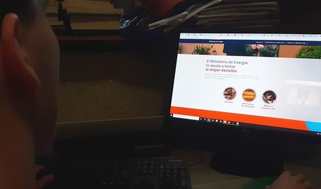 Ministerio de Energía lanza página web que ayuda a elegir la mejor calefacc...