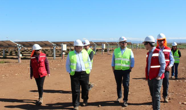 Pese a pandemia 16 plantas fotovoltaicas están  en evaluación ambiental por...