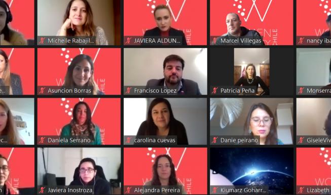 Emotivo cierre de primera versión de Programa Women in Energy de WEC Chile