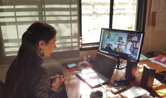 Seremi de Energía sostiene reunión con gerentes de distribuidoras eléctrica...