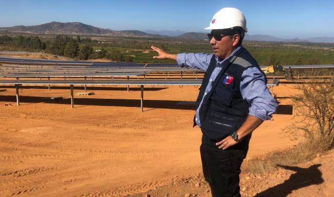 Seremi de Energía destaca dinamismo e inversión del sector energético regio...
