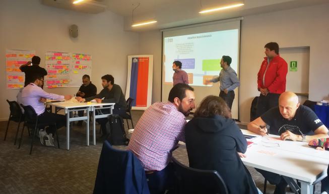 En Coyhaique se realizó el Taller Multisectorial de Estrategia Frío-Calor...
