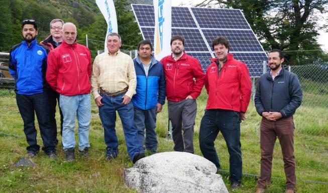 Subsecretario de Energía lanzó inédito programa regional y visitó a benefic...