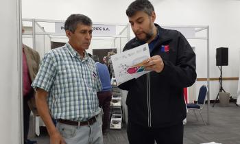 Incorporación de Energía Renovable destacó en la 5ta Versión de la Feria de Proveedores y Servicios de APRs de...