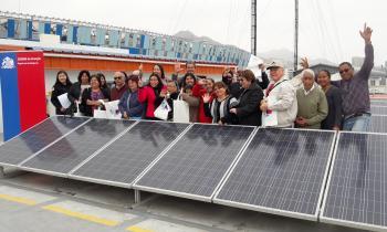 Seremi de Energía recorrió  la región  para invitar a organizaciones sociales a postular al  Fondo de Acceso a...