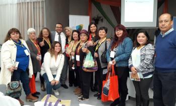 Seremi de Energía participó con Dirigentas de Tocopilla y Mejillones en cierre de Escuela para el Diálogo