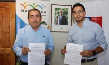SEREMI de Energía firmó convenio con Municipalidad de Mariquina para beneficiar a familias con capacitación y kits de ahorro energético