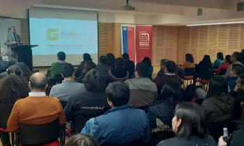 Capacitan al sector público de la Región de Coquimbo para una mejor gestión de la energía