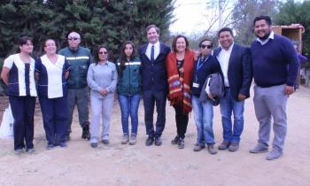 Seremi de Energía compartió con la comunidad de María Pinto en Gobierno Presente