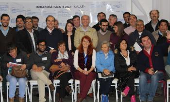 Comunidad Maulina expresó sus propuestas  para elaborar la Ruta Energética 2018-2022