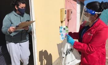 Familias de Chañaral recibieron kit de eficiencia energética