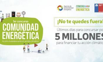 Culminación primera etapa de concurso Comunidad Energética