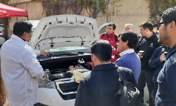 Por videoconferencia se reunió la Mesa regional de Electromovilidad