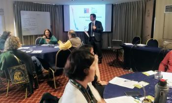 Seremi Energía abre taller de Equidad de Género y Energía en la segunda jornada de Comunas Energéticas