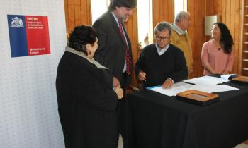 Gracias a Fondo de Acceso a la Energía FAE organizaciones sociales de Coyhaique contarán con energización sola...