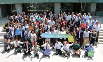 Ministro Jobet cierra con alta convocatoria talleres participativos de actualización de la Política Energética