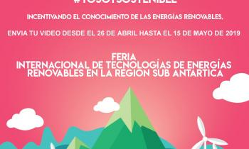 PTI Corfo y Energía Magallanes lanzan concurso escolar audiovisual #YoSoySostenible