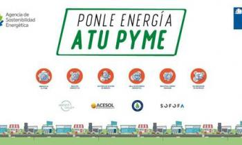 """Autoridades dan a conocer el programa """"Ponle Energía a tu Pyme"""" para el desarrollo energético de Pymes en la r..."""
