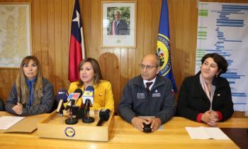 Autoridades Regionales anuncian Plan de Descarbonización de la Matriz Eléctrica
