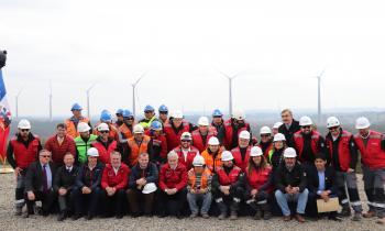 A un año del Plan Impulso, sigue creciendo la inversión en Energía