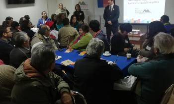 Gran convocatoria en taller para construir Plan Energético para la Región Metropolitana