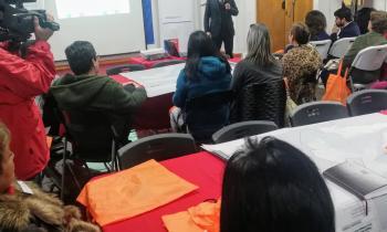 Seremi Energía RM realiza taller en Provincia Talagante para definir Plan Energético Regional