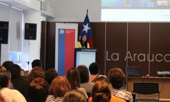 Mujeres de Concepción celebraron el Día de la Eficiencia Energética