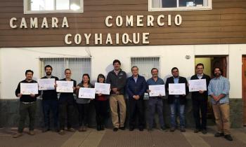 MiPyMEs de Coyhaique se capacitan en Eficiencia Energética