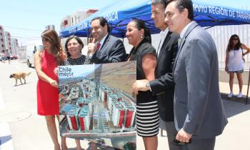 480  nuevas viviendas de Iquiq...
