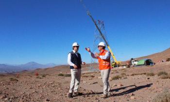 En Atacama se concretó la nuev...