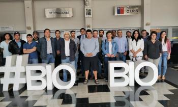 Seremi de Energía y Agencia de Sostenibilidad Energética capacitaron a productores y leñeros de Concepción