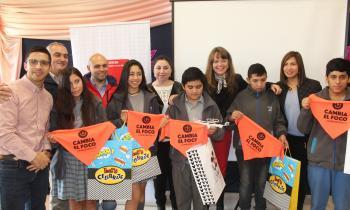 Escuela rural de Mantilhue ganó concurso para el recambio de iluminación por tecnología Led