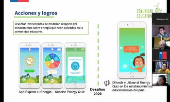 Ministerio de Energía presenta en Magallanes nuevo material pedagógico para la educación energética desde 1ro básico a 2do medio