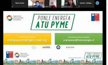 """""""Ponle Energía a Tu Pyme"""" iniciativa que va en apoyo de los emprendedores"""