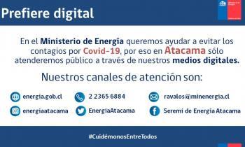 Seremi de Energía Atacama pone...