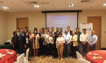 Presentan estrategia para el desarrollo de la industria energética de Atacama