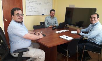 Coordinación de obras de Energía para Arica y Parinacota