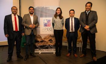 """Seremi de Energía y Pro Chile desarrollaron  seminario """"Proyectando las ciudades de la Región de Antofagasta h..."""
