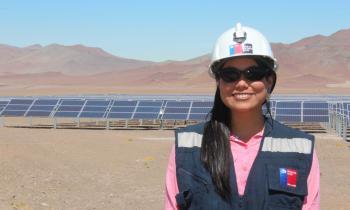 Atacama representa más del 17% de la capacidad instalada solar fotovoltaica de Sudamérica